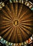 Tejado de la mezquita Imagen de archivo libre de regalías