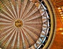 Tejado de la mezquita Imágenes de archivo libres de regalías