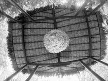 Tejado de Tradicional de Nordeste Fotografía de archivo