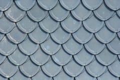 tejado del metal Fotos de archivo libres de regalías