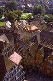 tejados Imagen de archivo
