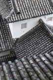 Tejados en Japón Foto de archivo libre de regalías