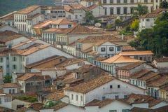 Tejados tejados Foto de archivo libre de regalías
