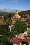 Tejados - Trinidad, Cuba Fotografía de archivo libre de regalías