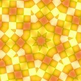 Tejas amarillas Foto de archivo libre de regalías