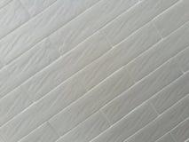 Tejas blancas de la pared Foto de archivo libre de regalías