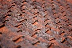 Tejas de la cacerola Foto de archivo libre de regalías