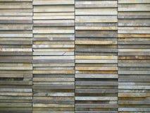 Tejas de la pared de piedra fotos de archivo