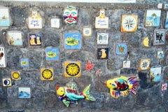 Tejas de los isquiones Foto de archivo libre de regalías