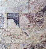 Tejas de mármol, uso para el fondo Imagen de archivo libre de regalías