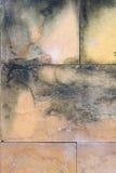 Tejas de piedra viejas Imágenes de archivo libres de regalías