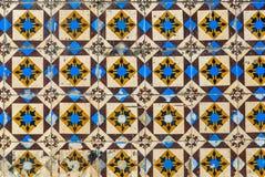 Tejas de Portugal Foto de archivo libre de regalías