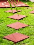 Tejas de suelo Foto de archivo
