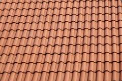 Tejas de tejado Fotografía de archivo libre de regalías
