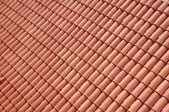 Tejas de tejado Imágenes de archivo libres de regalías