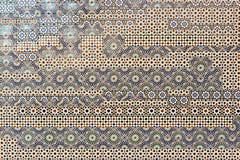 Tejas de Toledo Fotografía de archivo libre de regalías
