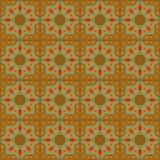 Tejas del ornamental del vector Imagen de archivo libre de regalías