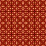 Tejas del ornamental del vector Imagenes de archivo