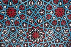 Tejas del otomano Imagenes de archivo