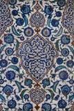 Tejas del otomano Foto de archivo