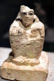 Tejas egipcias con las imágenes de la colección de museo de Neues Imágenes de archivo libres de regalías