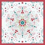 Tejas inconsútiles del marroquí de la textura Foto de archivo libre de regalías
