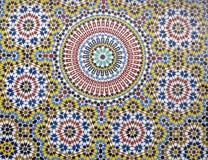 Tejas marroquíes Imagenes de archivo