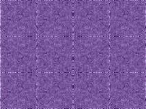 Tejas púrpuras abstractas Foto de archivo libre de regalías