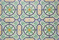Tejas portuguesas tradicionales fotos de archivo