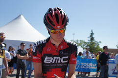 Tejay Van Garderen 2012 Amgen Tour of California  Royalty Free Stock Photos