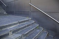 Escaleras de la teja Fotografía de archivo libre de regalías