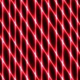 Tejido de la célula, red, panal, fondo de cercado rojo abstracto libre illustration