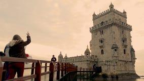 Tejo most w Lisbon zbiory