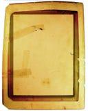 tejpat åldrigt antikt papper Royaltyfri Foto