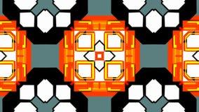 TEK Pattern 02 stock video