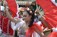 Tek-Tek Dancer Royalty Free Stock Images