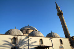 tekelioglu μουσουλμανικών τεμε&nu Στοκ Εικόνες