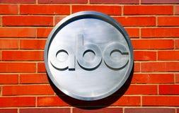 Teken ABC Stock Fotografie