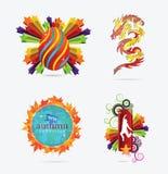 Teken en de emblemen van concepten het creatieve Royalty-vrije Stock Afbeelding