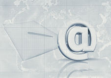 @ teken en document stock illustratie