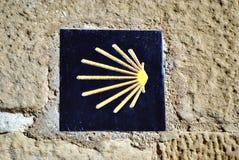 Teken van de Manier van St. James Royalty-vrije Stock Fotografie