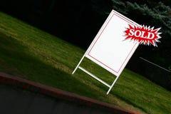 Teken van Succes Stock Fotografie