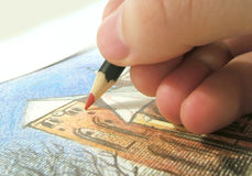 Tekening royalty-vrije illustratie