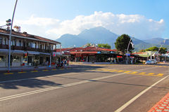 Tekirova is a tourist village in the area of Kemer, Turkish province of Antalya. Royalty Free Stock Images