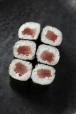 Tekka maki Roll Royalty Free Stock Image
