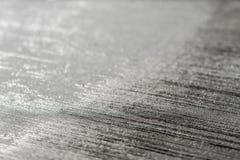 Teknik för att hälla betong på aerodromen Arkivbild
