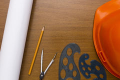 Tekniker Construction Accessories royaltyfria foton