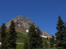 Tekniker Mountain Arkivfoto
