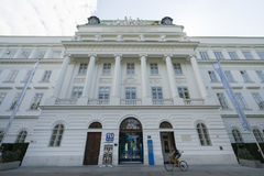 Teknikuniversitetet av Wien arkivbilder