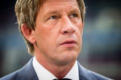 Teknisk chef Marcel Brands för PSV Royaltyfri Foto